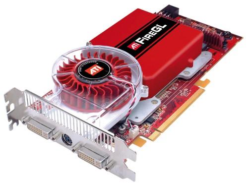Grafikkarte ATI FireGL V7300 512MB PCI-Express