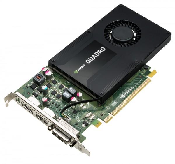 HP NVIDIA Quadro K2200 4GB PCIe 2.0