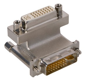 DVI Dual-Link 90 Grad Adapter