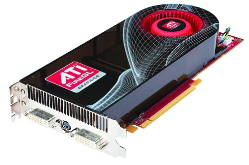 Grafikkarte ATI FireGL V7600 512MB PCI-Express