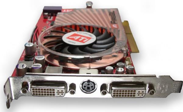 ATI FireGL X3-256 RoHs AGP-8x