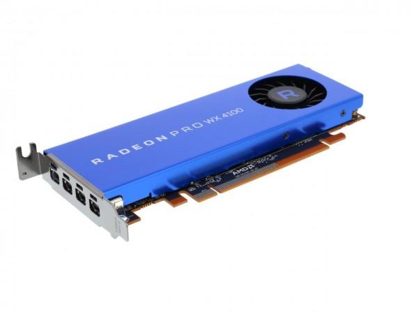 HP AMD RadeonPro WX 4100 4GB PCIe 3.0