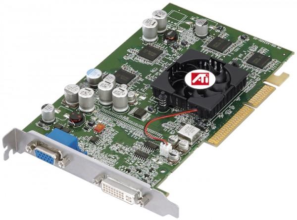 ATI FireGL T2-128 AGP-8x