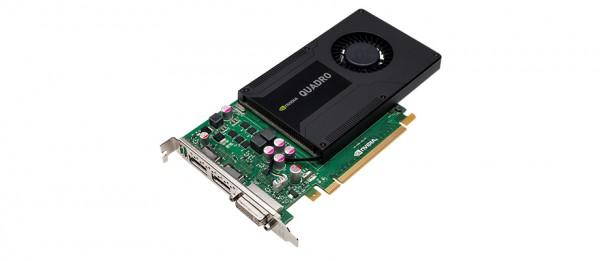 HP NVIDIA Quadro K2000 2GB PCIe 2.0