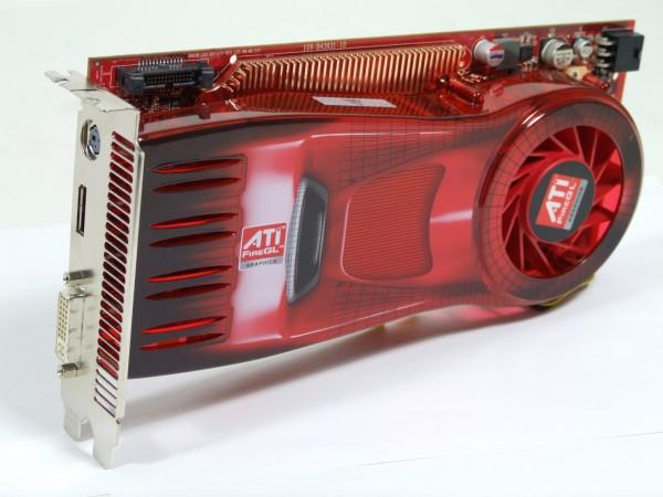 ATI FireGL V7700 512MB