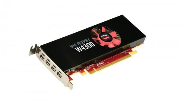 AMD FirePro W4300 4GB PCIe 3.0