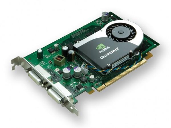 PNY NVIDIA QuadroFX 570 256MB PCIe 2.0