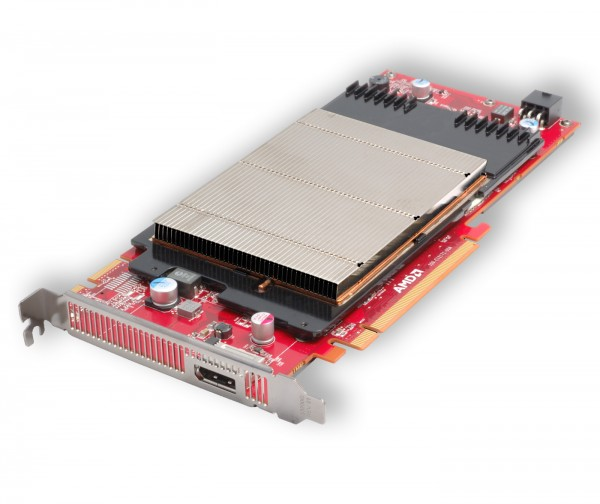 Grafikkarte   ATI FireGL V7700 512MB   PCI Express® 2.0
