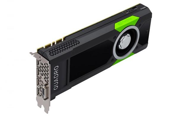 HP NVIDIA Quadro P5000 16GB PCIe 3.0