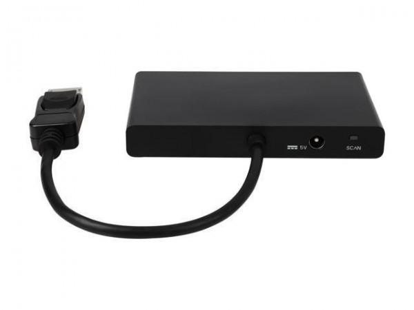 DisplayPort 1.2 MultiStream Hub to Triple Head HDMI 1.4
