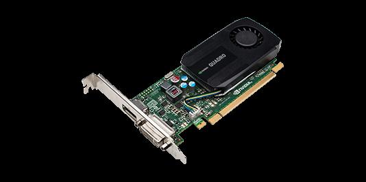 PNY NVIDIA Quadro K620 2GB PCIe 2.0