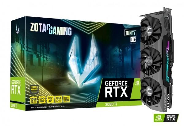 ZOTAC GeForce RTX 3080 Trinity OC 10GB PCIe 4.0