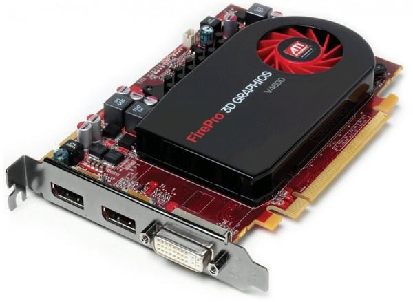 ATI FirePro V4800 1GB PCIe 2.0