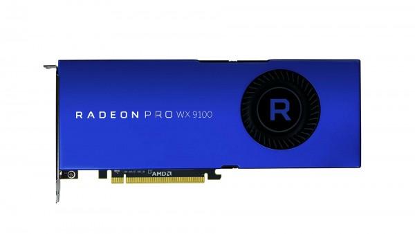 AMD RadeonPro WX 9100 16GB PCIe 3.0