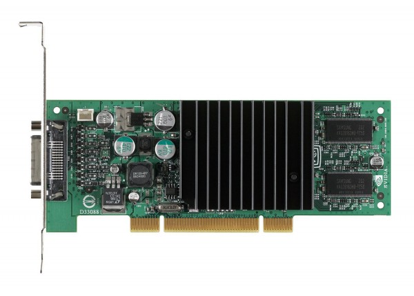 Grafikkarte  PNY Quadro NVS 280  64MB  AGP-8x