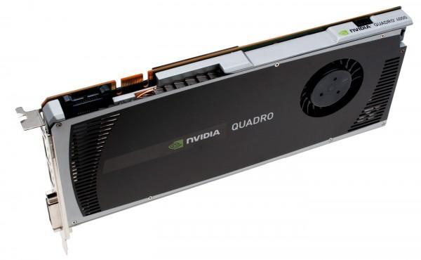 HP NVIDIA Quadro 4000 2GB PCIe 2.0