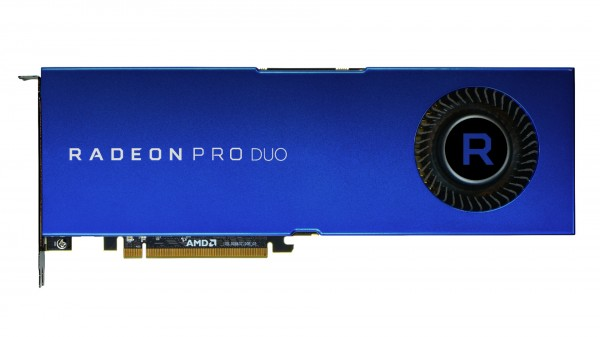 AMD RadeonPro Duo 32GB PCIe 3.0