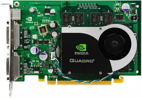 PNY NVIDIA QuadroFX 1700 512MB PCI 2.0