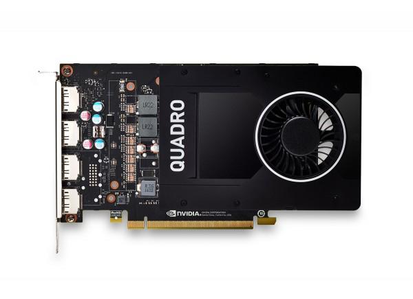 PNY Quadro P2000 5GB PCIe 3.0