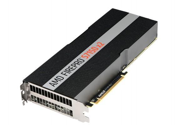 AMD FirePro S7150 x2 16GB PCIe 3.0 Standard Airflow