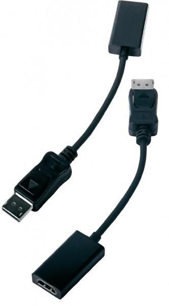 DisplayPort 1.2 auf HDMI 2.0 Adapter (aktiv)