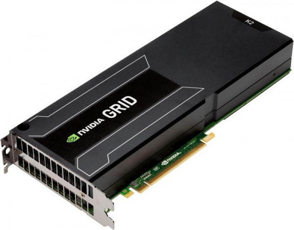 NVIDIA GRID K2 8GB PCIe 3.0 Right-to-Left Airflow