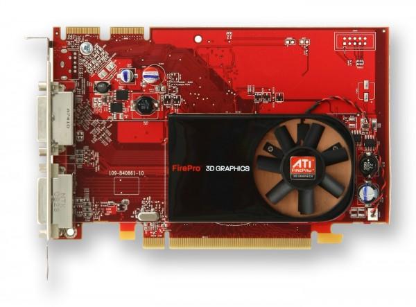 Grafikkarte ATI FirePro V3700 256MB PCI Express® 2.0