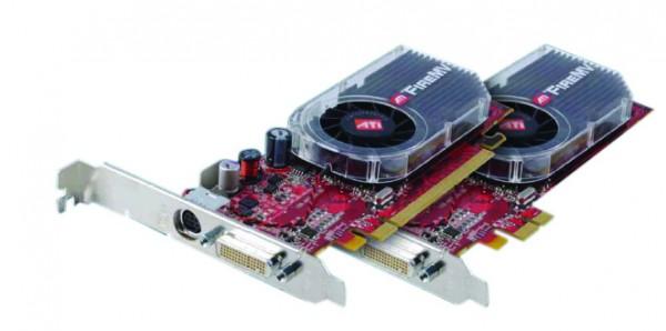 ATI FireMV2250 256MB PCIe 1.0 x16