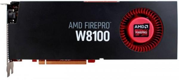 AMD FirePro W8100 8GB PCIe 3.0