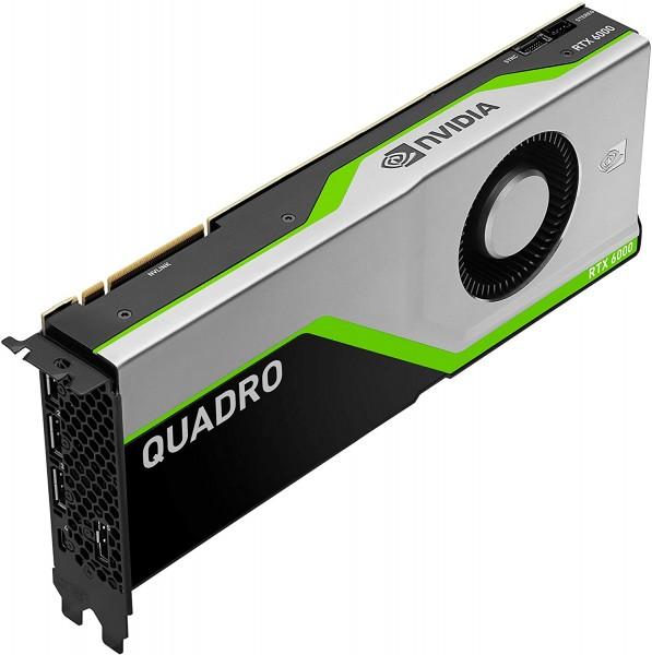 PNY Quadro RTX 6000 24GB PCIe 3.0