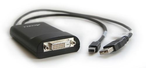 mini-DisplayPort auf DVI-D Dual-Link Adapter (aktiv)