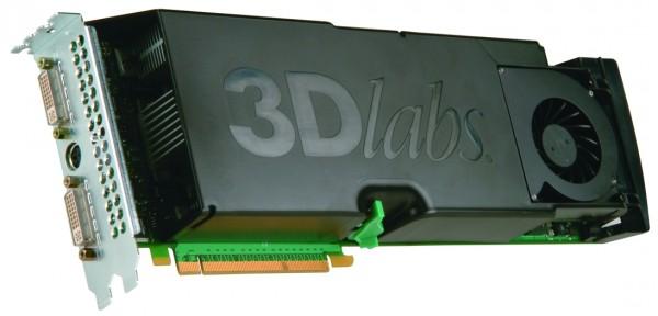3Dlabs Wildcat Realizm 800 640MB PCI-Express