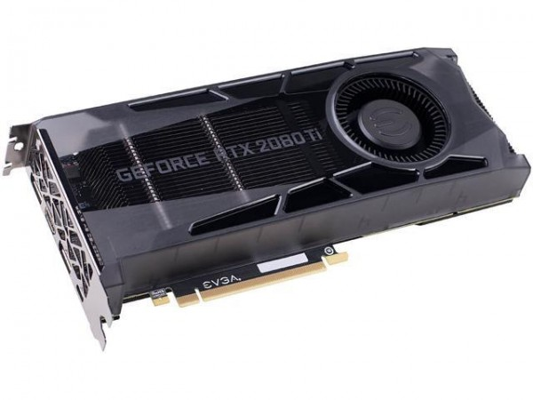 EVGA GeForce RTX 2080 Ti Blower 11GB PCIe 3.0