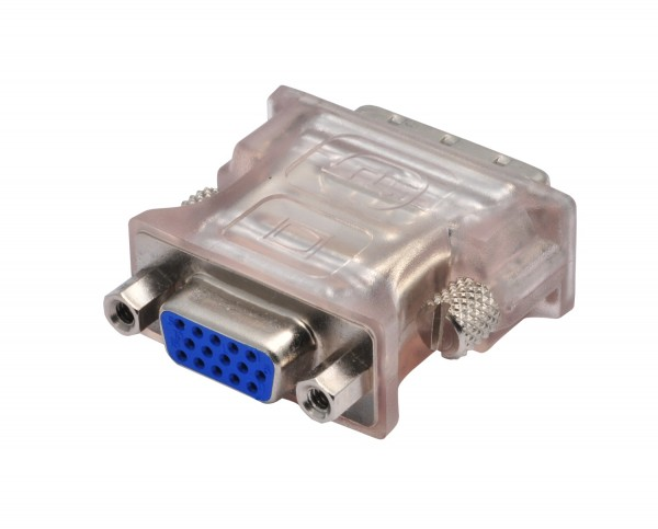 DVI-I auf VGA Adapter