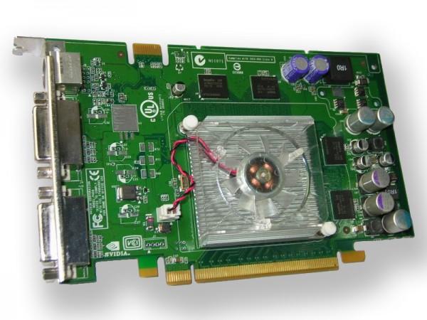 PNY NVIDIA QuadroFX 560 128MB PCIe 2.0