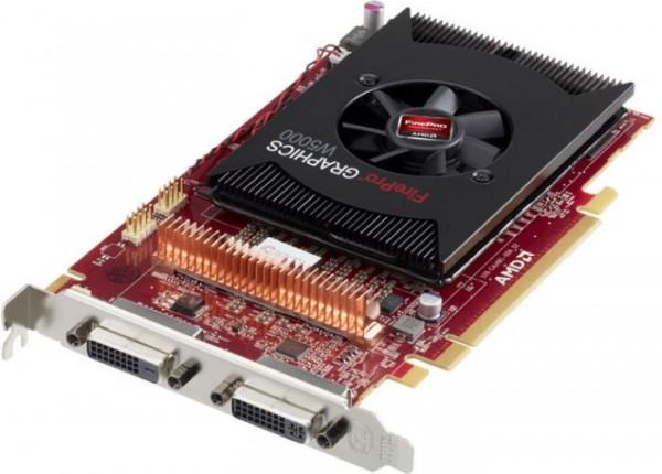 AMD FirePro W5000 DVI 2GB #2x DualLink-Monitore mit einer Karte#