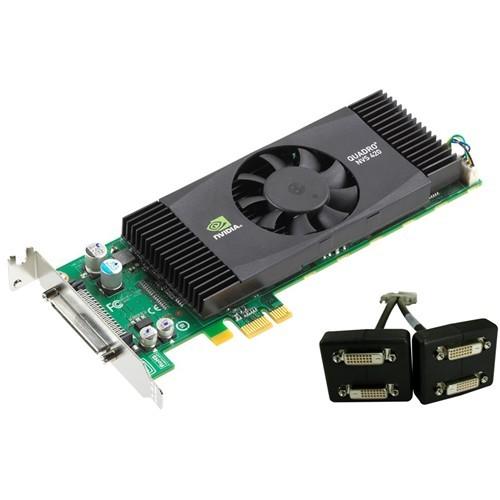 PNY NVIDIA NVS 420 512MB PCIe x1
